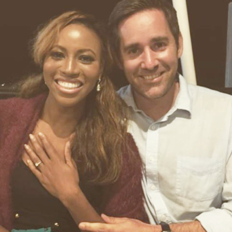 CNN Business Correspondent Zain Asher Recently Got Engaged in 2016. Meet the Loving Boyfriend Turned Husband