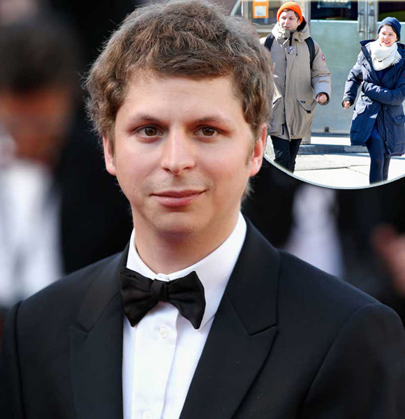 Michael Cera Is A Married Man! Wedding Ring Reveals The Secret