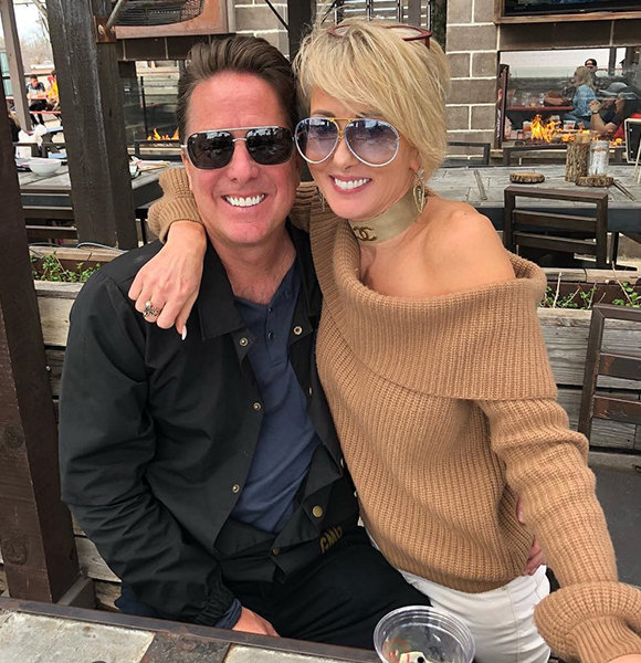 Dennis Collins, Age 53: Considers Wife His Secret To Success! 25 Years & Strong