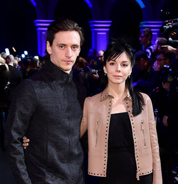 Sergei Polunin Turned Dancing Partner Into Wife?