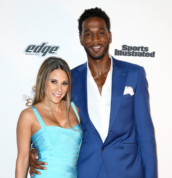 Bonnie-Jill Laflin Likes To Keep Dating Affair With Boyfriend Hushed-Up!